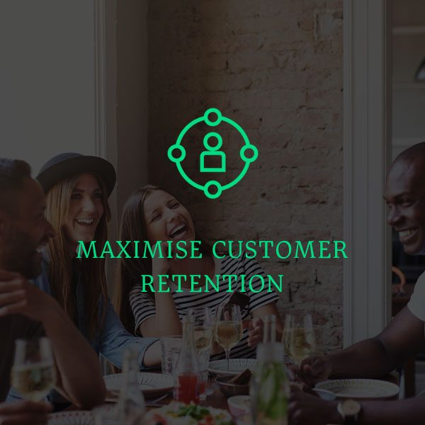 Rewarding customer loyalty programmes and delightful customer engagement programmes that retain customers for the long term.