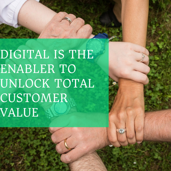 We nurture customer success with digital, we don't indulge ineffective digital fads.