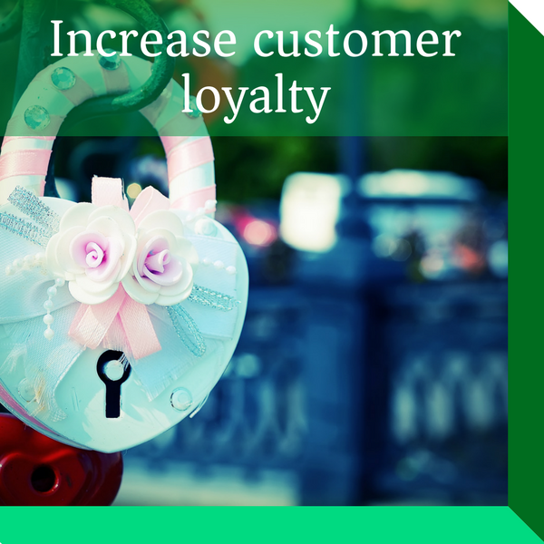 Put customer loyalty at the heart of how you do business every day with a customer loyalty programme that increases retention, customer profitability and customer advocacy.