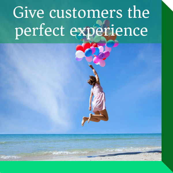 Provide customers with the perfect experience, every time with a customer engagement strategy that meets the exact needs of customers in every interaction they have with the brand.
