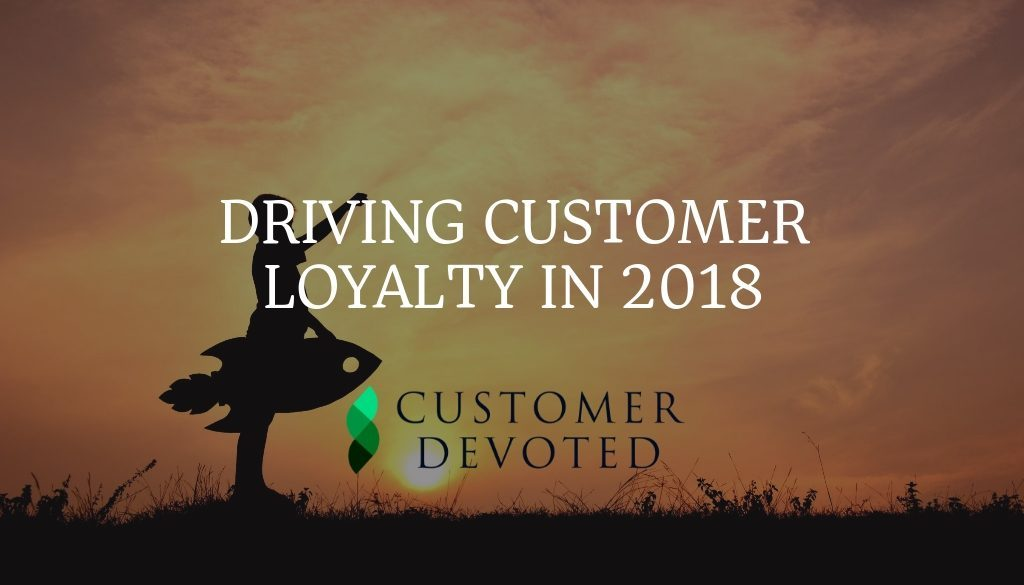brand loyalty how to drive